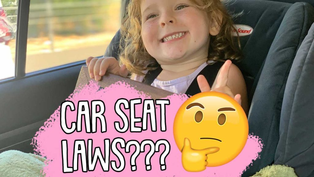 child car seat laws