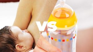 how to get a baby to breastfeed after bottle feeding