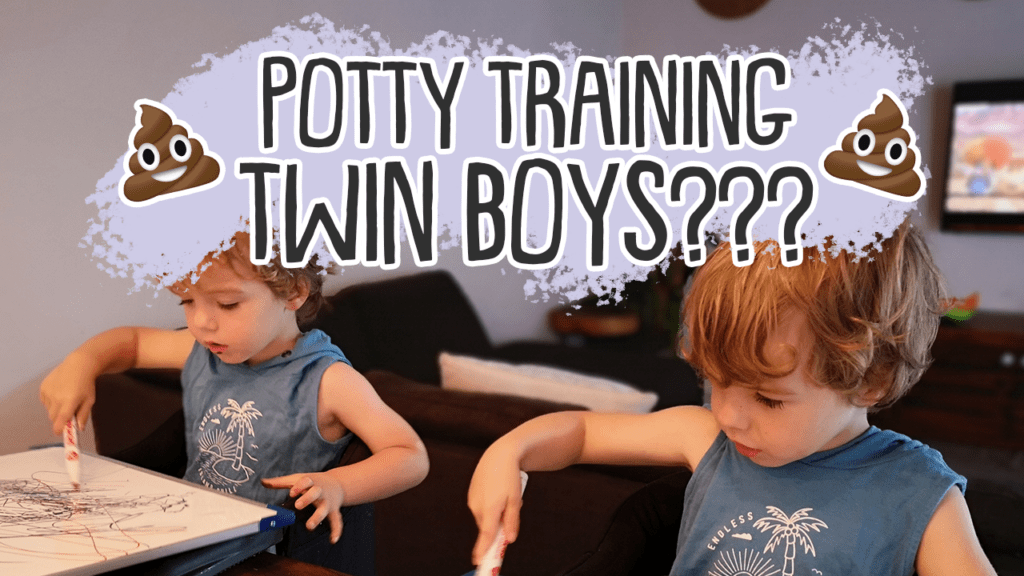 how-to-potty-train-twin-boys