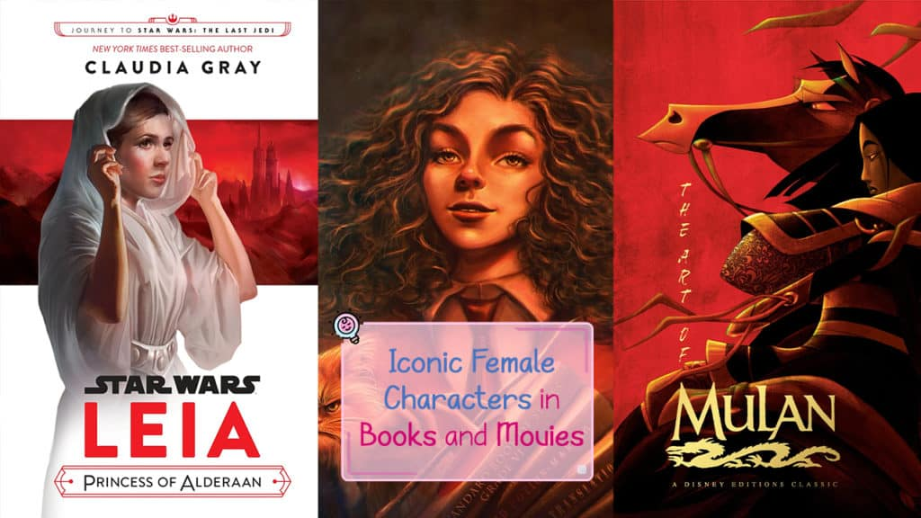 Iconic-Female-Characters-in-books-and-movies